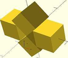 User-Defined Functions and Modules | OpenSCAD User Manual