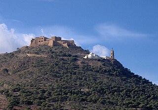 Fort of Santa Cruz (Oran) fort