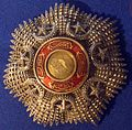 Order of the Medjidie 1st class star (Ottoman Empire) - Tallinn Museum of Orders.jpg