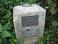Ordnance Survey Benchmark at road junction - geograph.org.uk - 414375.jpg