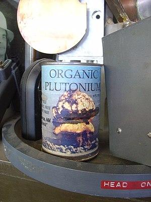 Ed Grothus - Image: Organic Plutonium