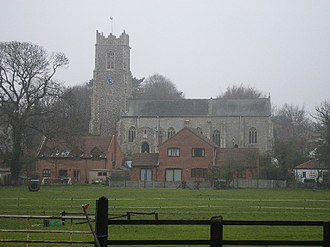 Ormesby St Margaret with Scratby - The Parish Church