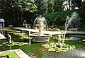 Ornamental fountain in the Italian Garden at Compton Acres, Poole - geograph.org.uk - 349252.jpg