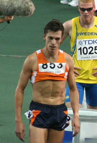 Bram Som - Som at the 2007 World Championships