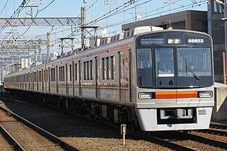 Sakaisuji Line Metro line in Osaka prefecture, Japan