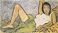 Otto Mueller - Liegendes Mädchen - 1914.jpeg