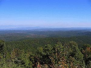 Ouachita National Forest - Ouachita National Forest