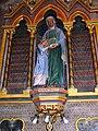 Ourville-en-Caux (Seine-Mar.) église Notre-Dame-de-l'Assomption, statue (05) Sainte Anne et la Vierge.jpg