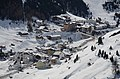 Overview of the village of Vent (1895 m)at the Southend of the Otztal near Italy - panoramio.jpg