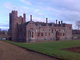 Paston-Bedingfeld baronets - Oxburgh Hall