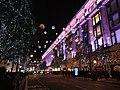 Oxford Street Selfridges Christmas Decorations 2017.jpg