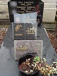 Tomb of Claude Brosset