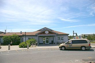Provincetown Municipal Airport - Image: P town Airport