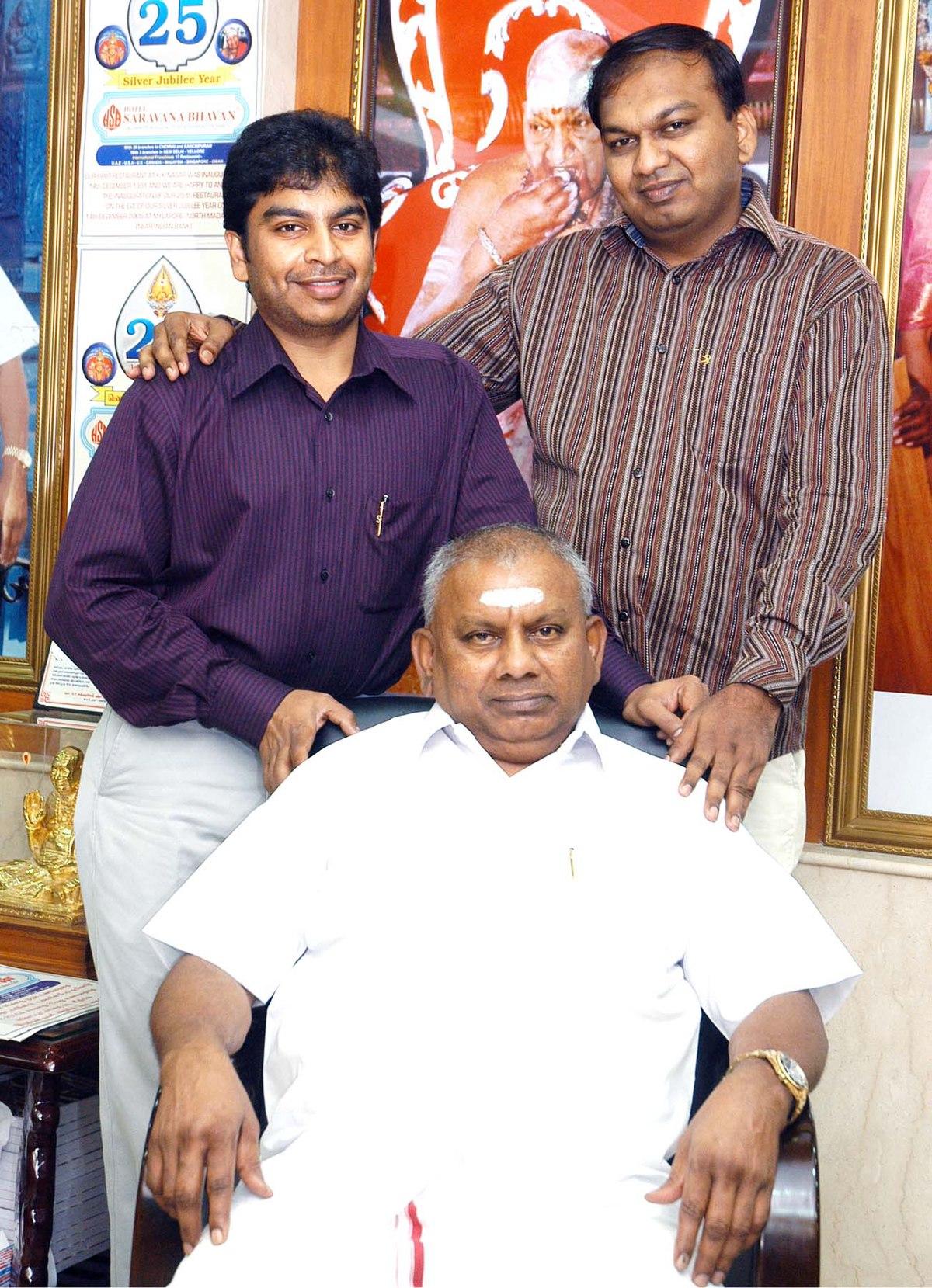 P  Rajagopal (businessman) - Wikipedia