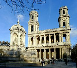 Glise saint sulpice wikipedia for Villas la magdalena 4