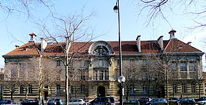 13th arrondissement of Paris - Main campus in Paris (1912).