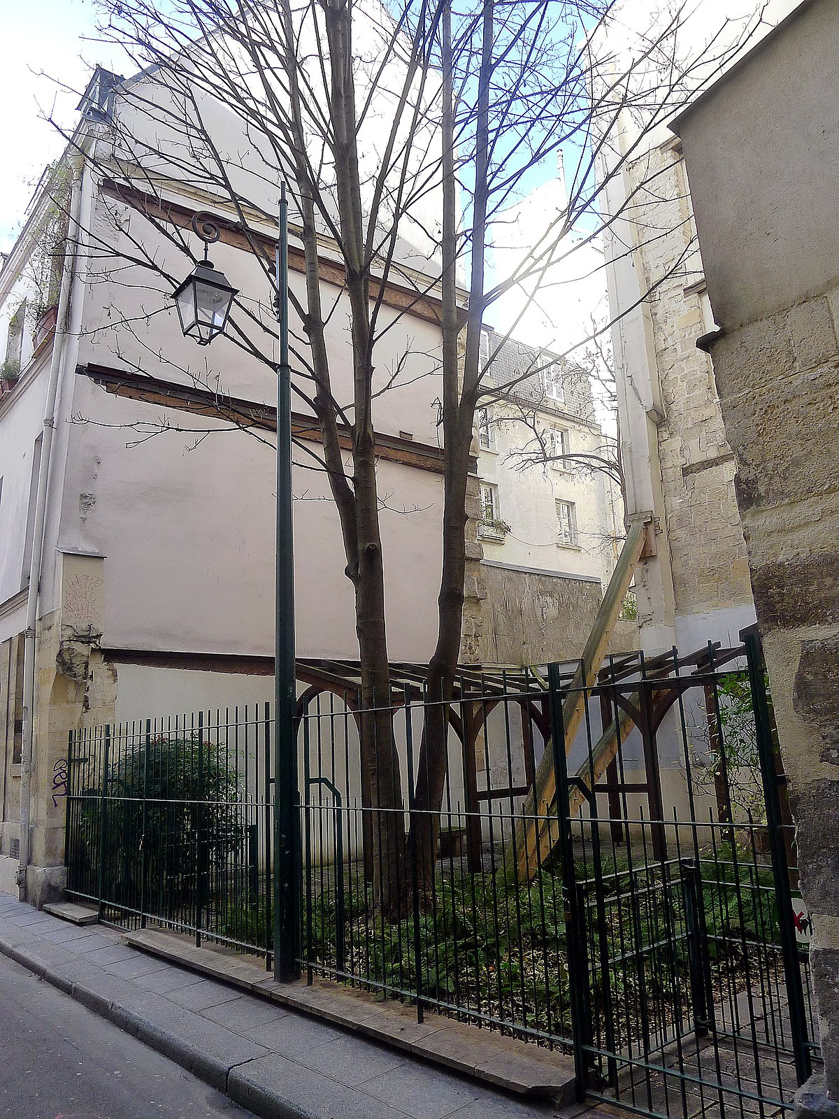 Parc de poche wikip dia - Petit jardin tijuana paris ...