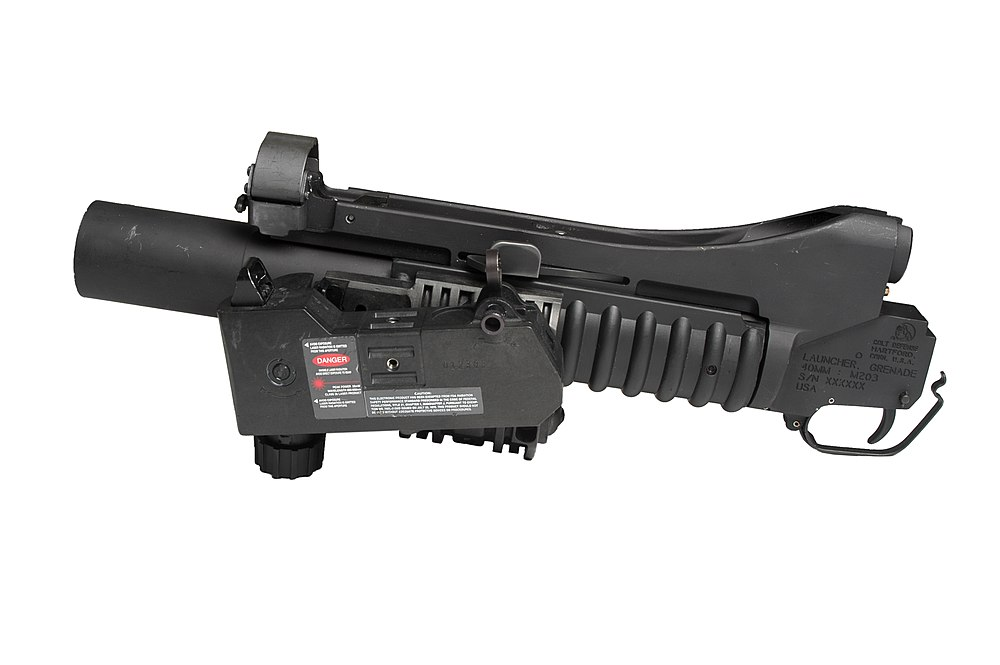 M203 Grenade Launcher EAnswers