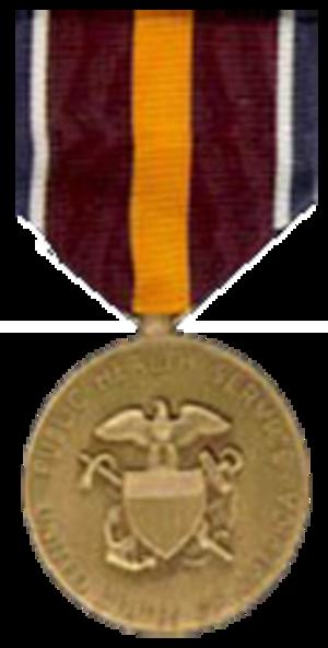 Public Health Service Distinguished Service Medal - Image: PHS Distinguished Service Medal