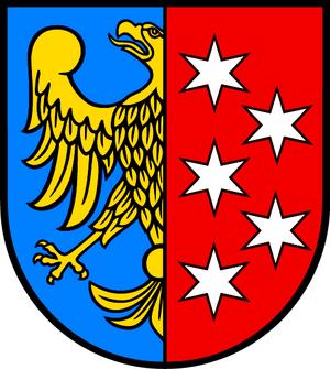 Lubliniec - Image: POL Lubliniec COA
