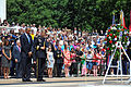POTUS places wreath at Tomb of the Unknowns 140526-G-ZX620-004.jpg