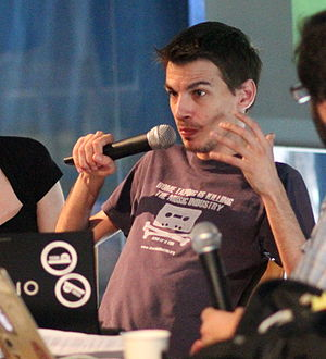 Pablo Soto - Pablo Soto in 2012.