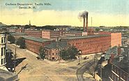 Pacific Mills, Dover, NH