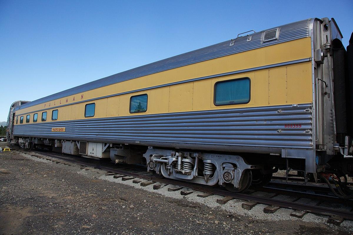 Pacific Series  Railcar