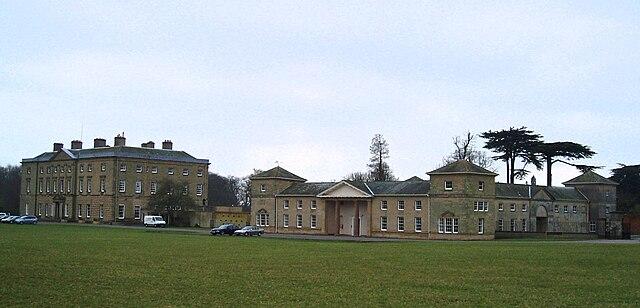 Packington Hall