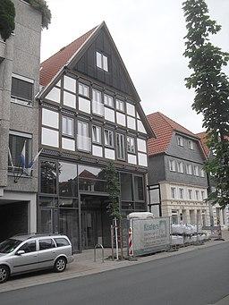 Heiersstraße in Paderborn