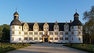 Westfalen Garrison - Horrocks Barracks (built in 1370 as Neuhaus)