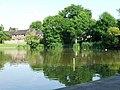 Painswick Park pond. - geograph.org.uk - 736278.jpg