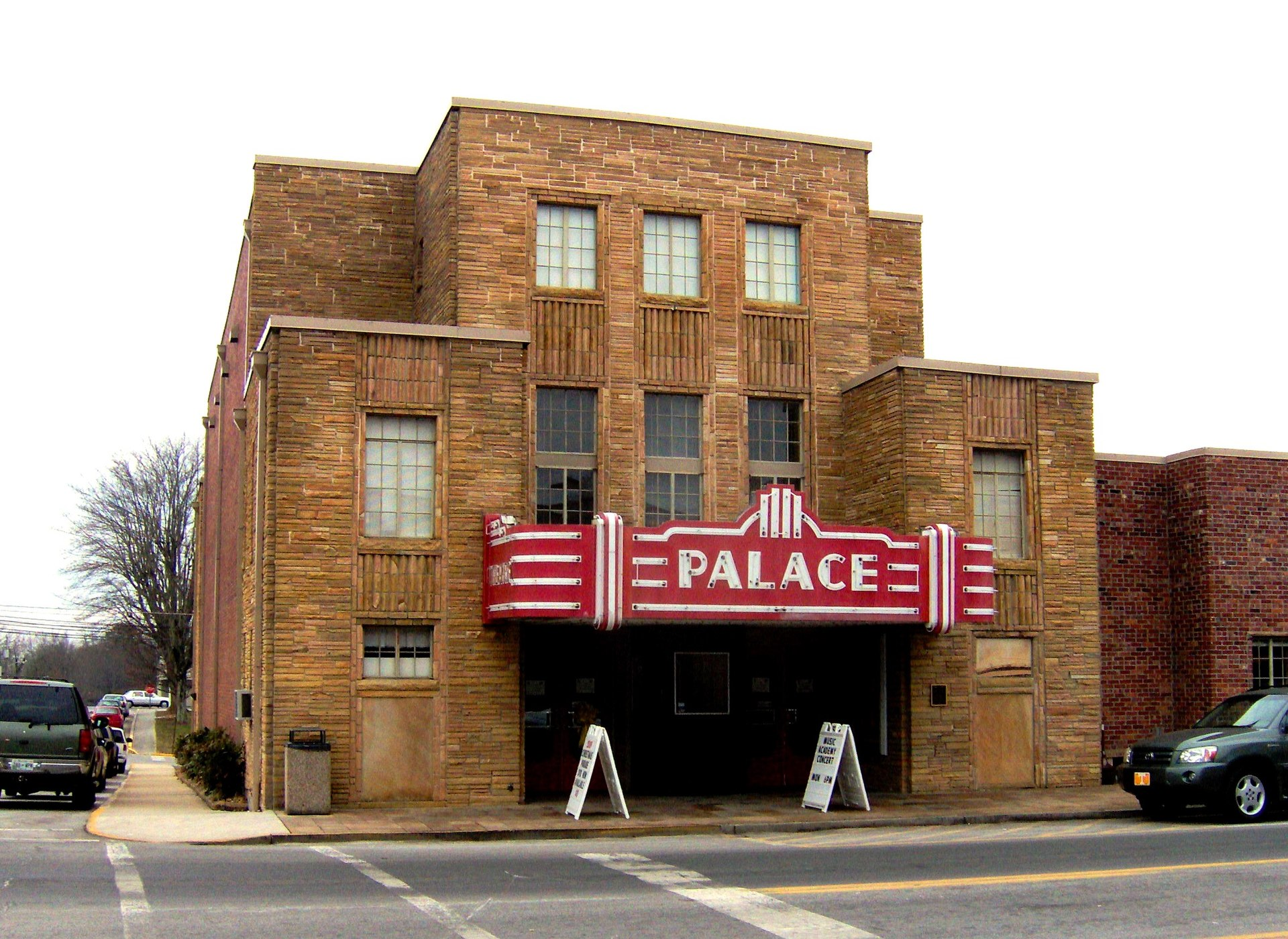 palace theater  crossville  tennessee