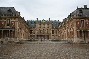 Palace of versailles, part