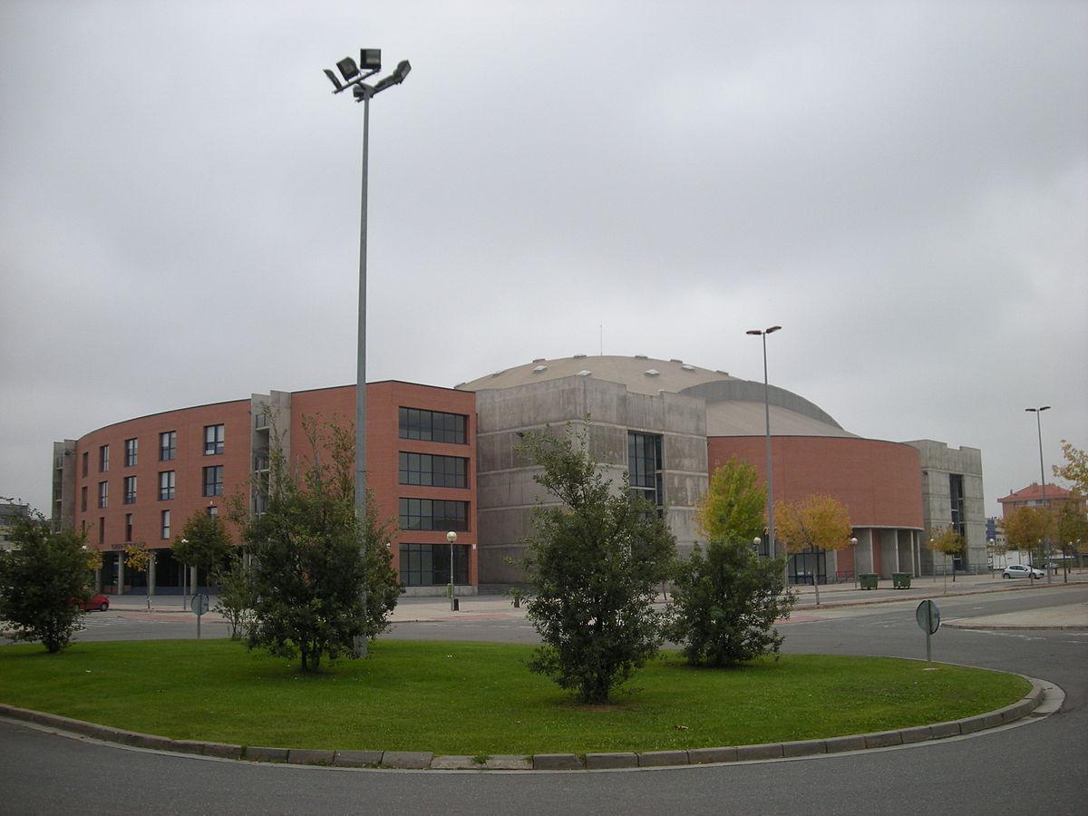 Palacio de los deportes de la rioja wikipedia la - Hotel las gaunas en logrono ...
