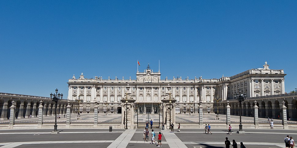 Palacio Real de Madrid - 03