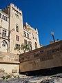 Palais des Archevêques and Via Domitia Roman Road (19353822945).jpg