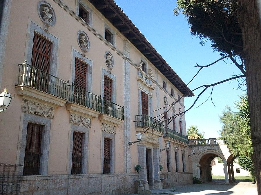Palau i jardins d'Ayamans (Lloseta) 2013-09-22 18-59-28