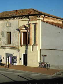 Strutture del Palazzo Grimani.