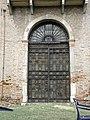 Palazzo Perolari-Malmignati, retro, portale (Lendinara) 01.jpg