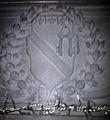 Palazzo in piazza santo spirito 9, stemma dei su camino.jpg