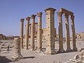 Palmyra (Tadmor), Baal-Tempel (38651422596).jpg