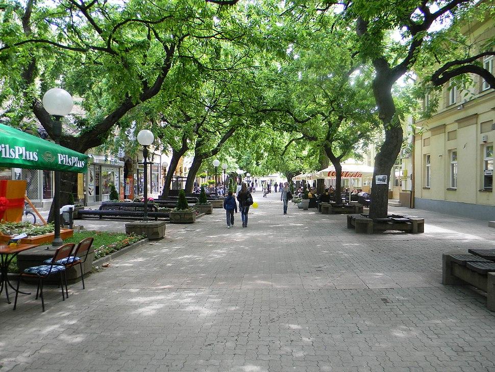 Pančevo Korzo