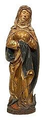 Panna Marie Bolestná z kostela sv. Mikuláše v Chebu