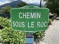 Panneau du Chemin sous le Roc à Embrun.jpg