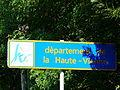 Panneau entrée département Haute-Vienne.JPG