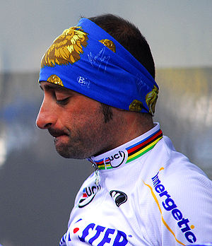 Paolo Bettini - Paolo Bettini in 2007