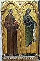 Paolo veneziano, madonna col bambino e santi, 1354, 02.JPG