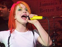 alt=Description de l'image Paramore in Vancouver 3.jpg.