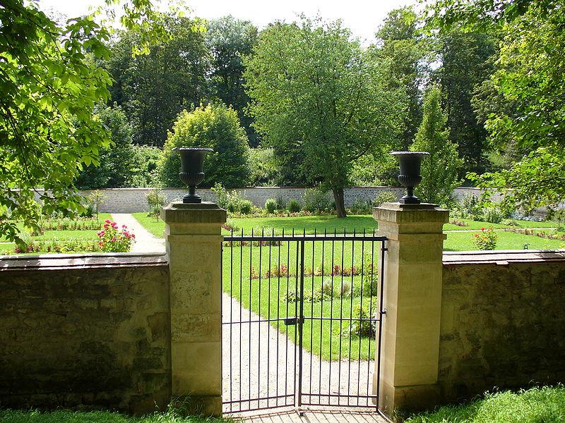 photo des jardins de valois à saint cloud